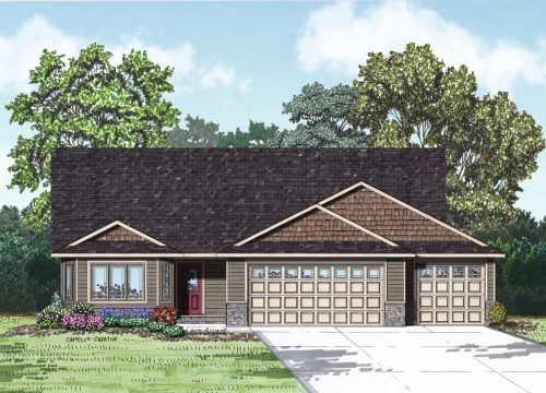 Grand Forks Homes at Prariewood