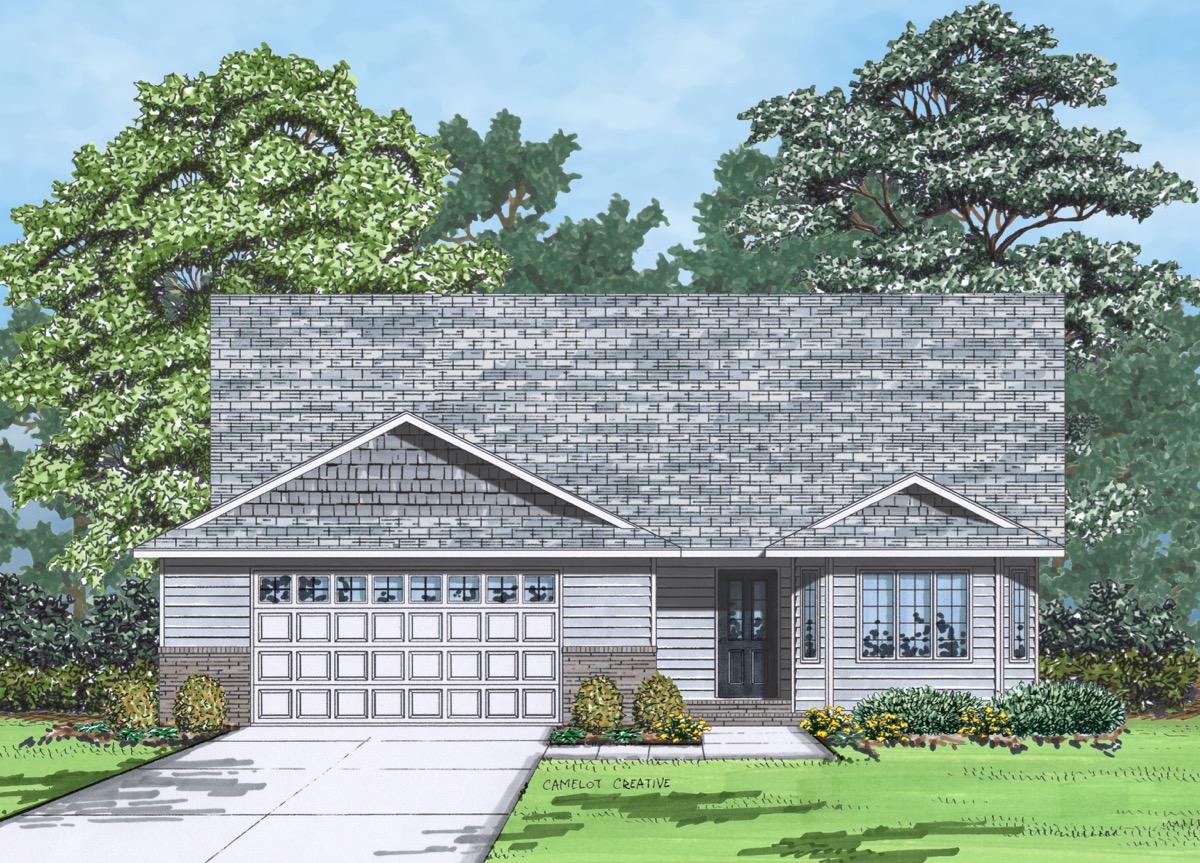 Juneau Floor Plan Crary Real Estate