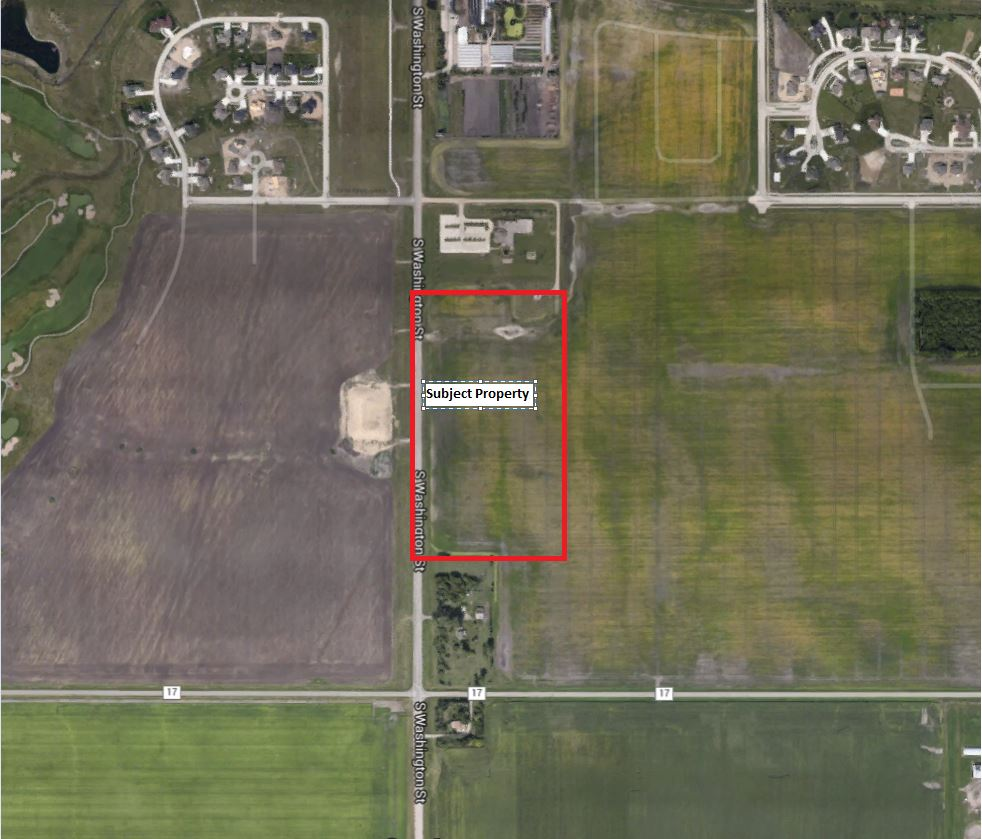 Devils Lake Nd >> 16 Acres of Future Commercial Development Land South Grand ...